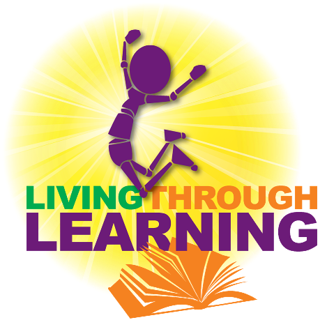 Living Through Learning Logo