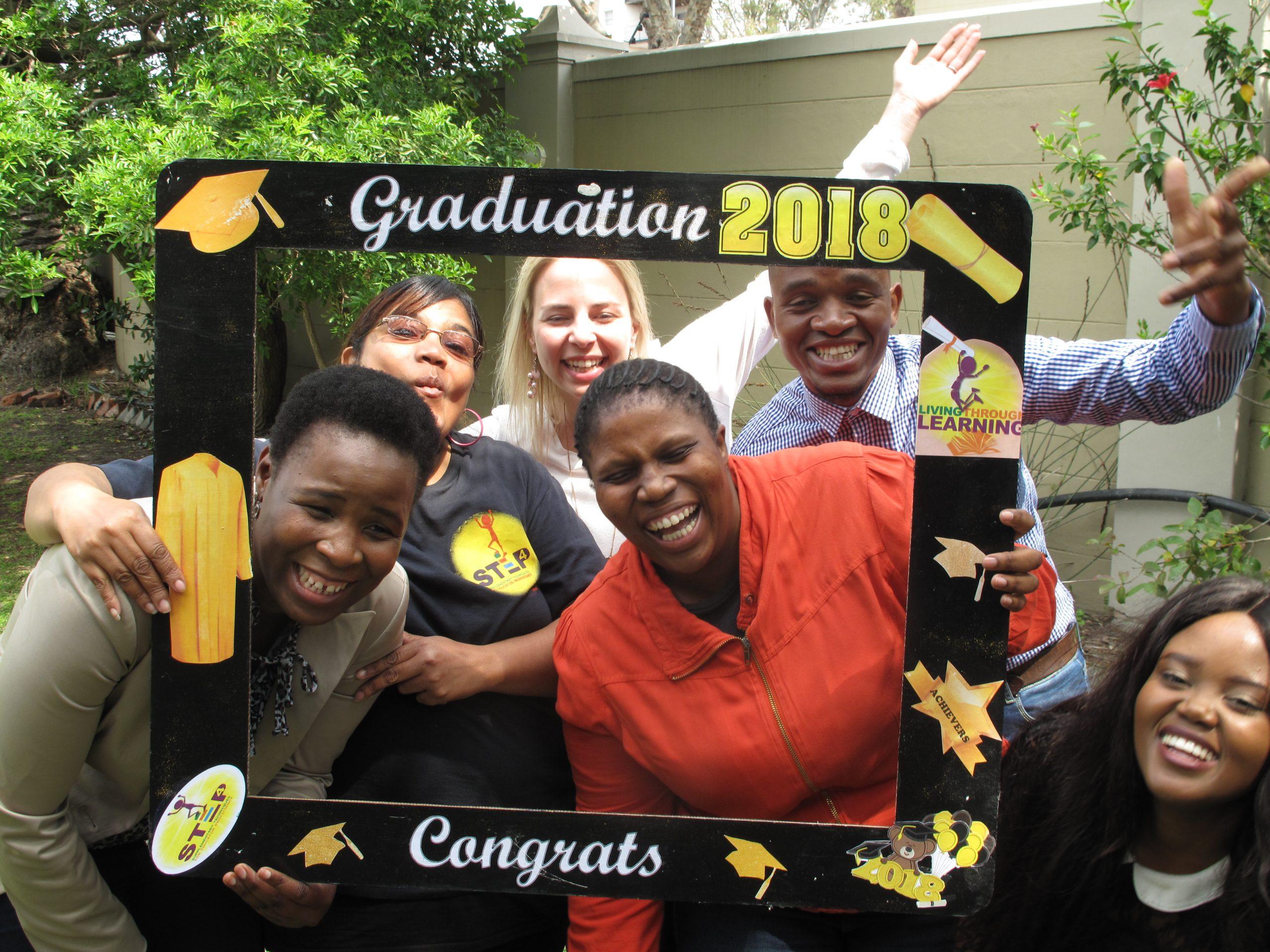 Step 4 Graduation